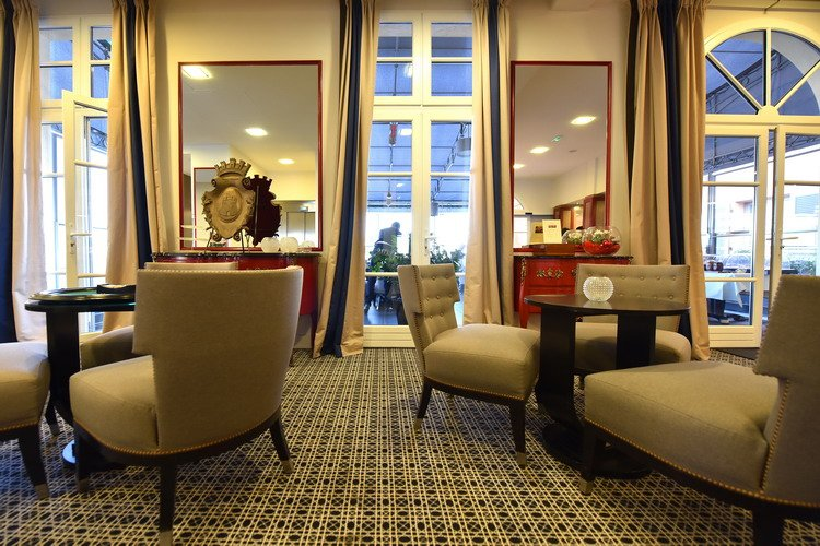 Hotels des Gouverneurs Bastia