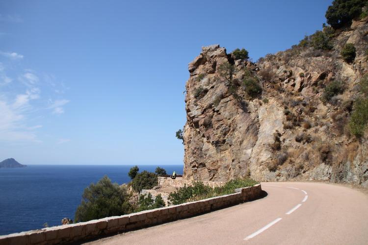 Motorreis Corsica