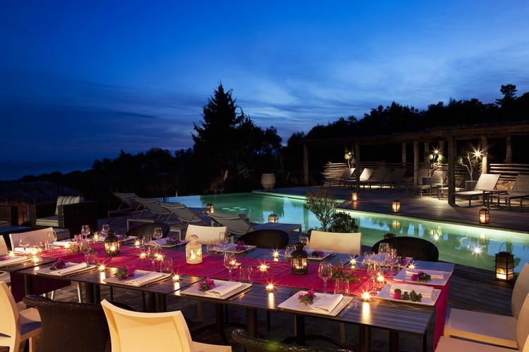 Hotel les Bergeries de Palombaggia