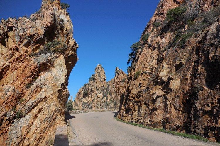 Auto Rondreis Corsica