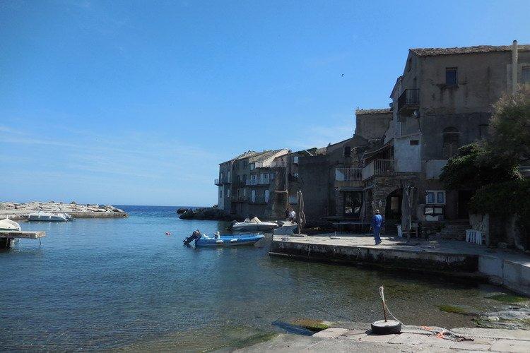 Erbalunga - Cap Corse - Corsica